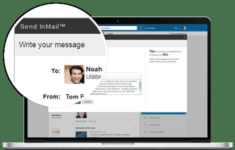 Use of inmail